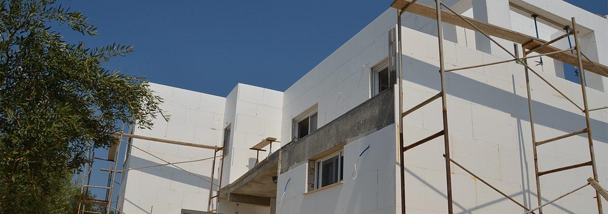 Hausbau Griechenland - Wärmeschutz