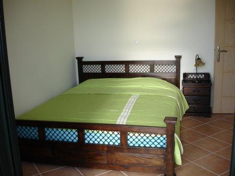 Immobilie Kyparissia Schlafzimmer