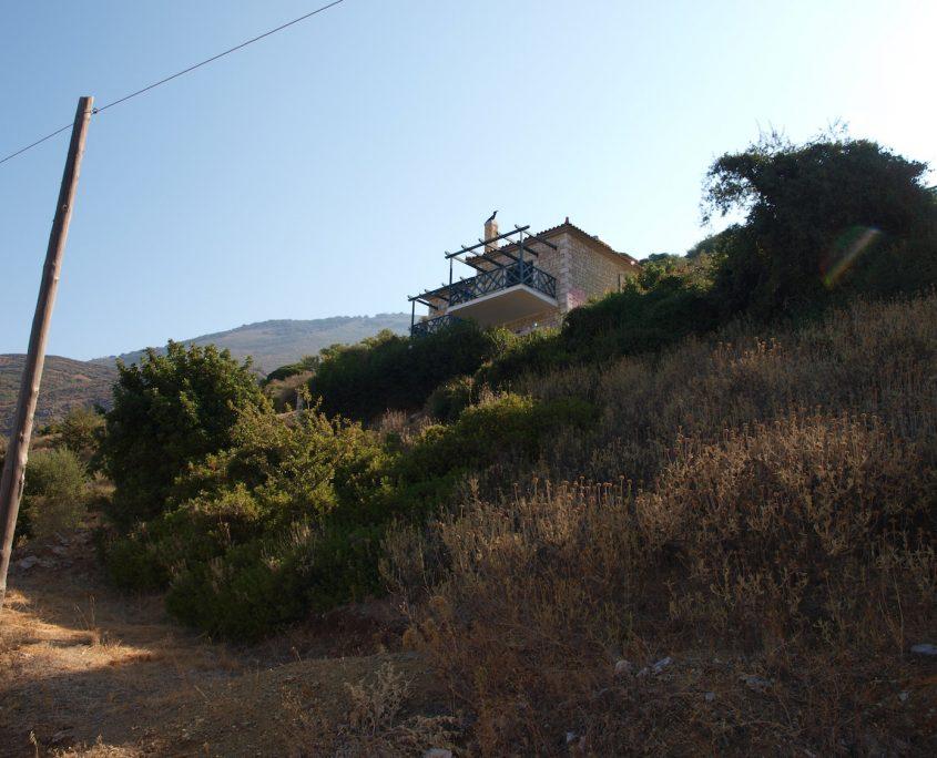Immobilie Kyparissia Umgebung
