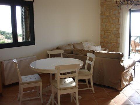 Immobilie-Kyparissia-Essbereich